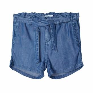 Name It Girl's Nkfrandi Dnmtakaren 2301 Shorts Noos