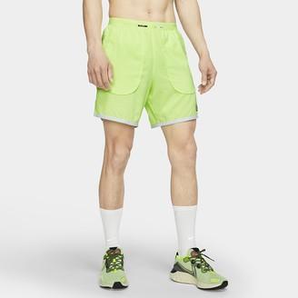 "Nike Men's 7"" Running Shorts Flex Stride Wild Run"