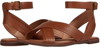 Madewell Samira Sandal Leather (English Saddle) Women's Shoes
