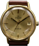 Omega Gold Gold plated Watches