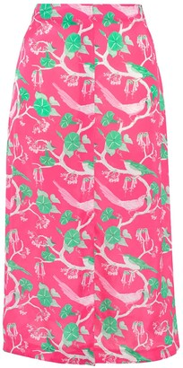 Primrose Park London Lauren Skirt In Glorious