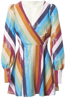 Olivia Rubin Multicolour Polyester Dresses