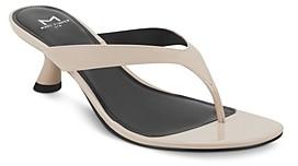 Marc Fisher Women's Dahila Mid-Heel Sandals