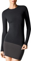 Wolford Crewneck Long Sleeve Pullover