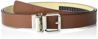 Exact Fit Women's Adjustable Track Lock Belt
