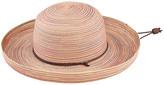 San Diego Hat Company Women's Sunhats RUST - Rust Kettle-Brim Sunhat