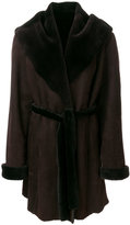 Liska shearling coat