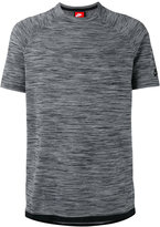 Nike crew neck T-shirt - men - Cotton/Nylon - S