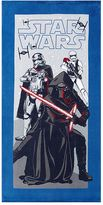 Pottery Barn Kids Star Wars Beach Towel