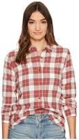 Vans Meridian III Flannel Women's Clothing