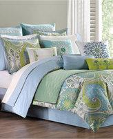 Echo Sardinia King Reversible Comforter Set