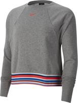 Nike Get Fit Fleece Training Sweatshirt