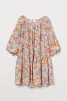 H&M – Robe à fleurs