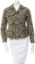 Marc Jacobs Casual Printed Jacket