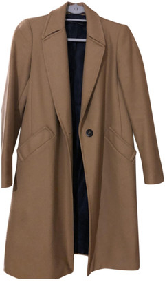 Zara Camel Wool Coats