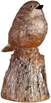 Pols Potten Whistling Bird Ornament - Red Copper