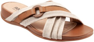 SoftWalk Taza Sandal