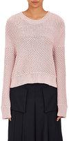 Public School Women's Cony Cotton-Blend Sweater-PINK