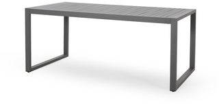 Christopher Knight Home Navan Outdoor Aluminum Dining Table