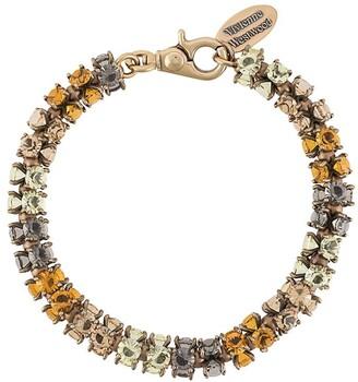 Vivienne Westwood Crystal-Embellished Choker