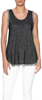 Freeloader Grey Fringe Tank