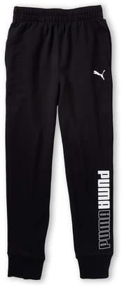 Puma Boys 8-20) Essential Vertical Logo Jogger Sweatpants