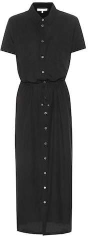 Heidi Klein Core Maxi cotton-blend dress