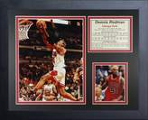 "Dennis Rodman - Bulls 11"" x 14"" Framed Photo Collage by Legends Never Die, Inc."