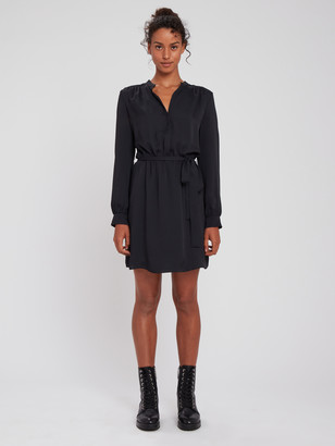 Joie Leonore Belted Mini Dress