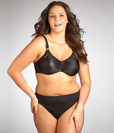 Bali Seamless Support Minimizer Underwire Bra
