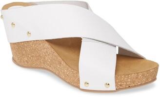 Carvela Comfort Wedge Slide Sandal