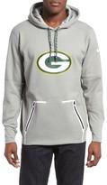 Nike Men's Packers Vapor Speed Hoodie