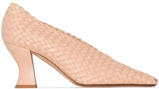 Bottega Veneta Almond 75mm pumps