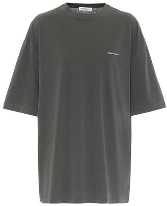 Balenciaga Cocoon oversized cotton T-shirt