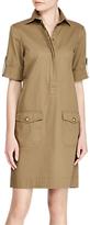 Lauren Ralph Lauren Elsie Casual Dress, Autumn Sage