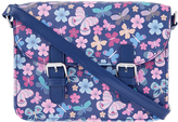 Accessorize Butterfly Print Satchel Bag