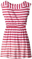 Splendid Littles Striped Printed Dress (Big Kids)