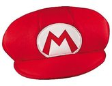 Disguise Men's Nintendo Super Mario Bros. Mario Adult Hat Costume