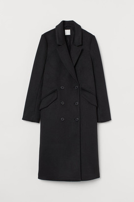 H&M Double-breasted coat