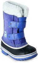 Sorel Toddler Girls) Purple Lotus & Sky Blue 1964 PAC Strap Boots