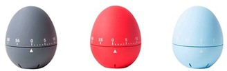 Scullery Essentials Egg Shaped Kitchen Timer Assorted Colour