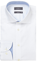 John Lewis Royal Oxford Tailored Fit Shirt, White