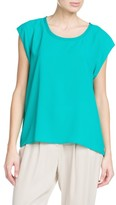 MANGO Outlet Textured Blouse