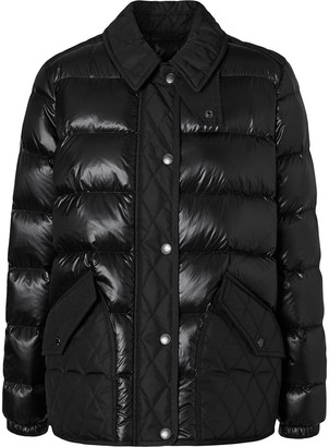 Burberry Quilted Puffer Jacket