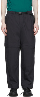 Nike ACG Black Convertible Trousers