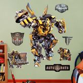 Fathead Transformers Bumblebee Wall Decals by