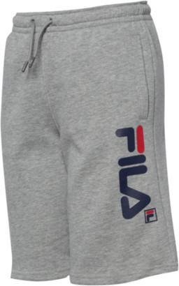 Fila Fleece Jogger Pants Shorts - Grey