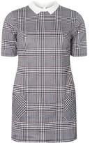 Dorothy Perkins Multi Coloured Check Print Tunic