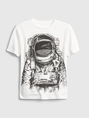 Gap Kids 3D HD Lost In Space Graphic T-Shirt