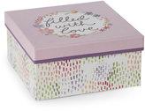 tri coastal Filled With Love Storage Box
